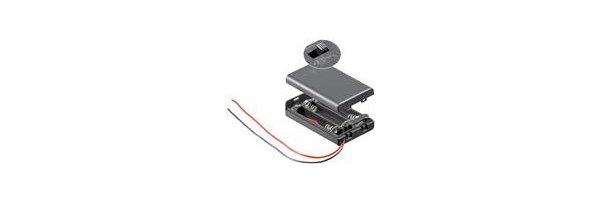 Batteriehalter AAA Micro
