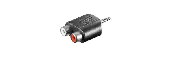 Cinch Adapter & Konverter