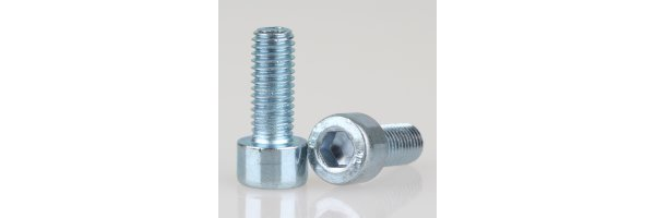 Zylinderkopfschraube Innensechskant DIN 912