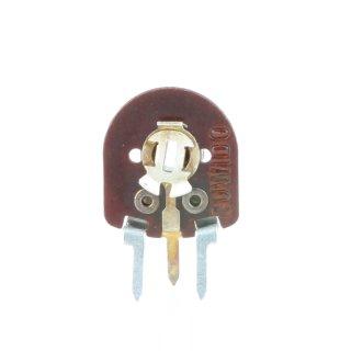 470k Ohm Trimmer Potentiometer stehend 13x11x4mm