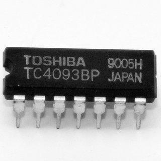 TC4093BP IC Toshiba