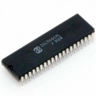 ICL7106CPL IC