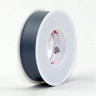 Coroplast PVC Elektro Isolierband grau Länge 10m Breite 15mm