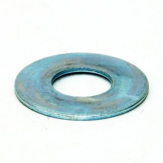 Unterlegscheibe 30x13,0x1,25 mm verzinkt  (für M13 Gewinderohr)