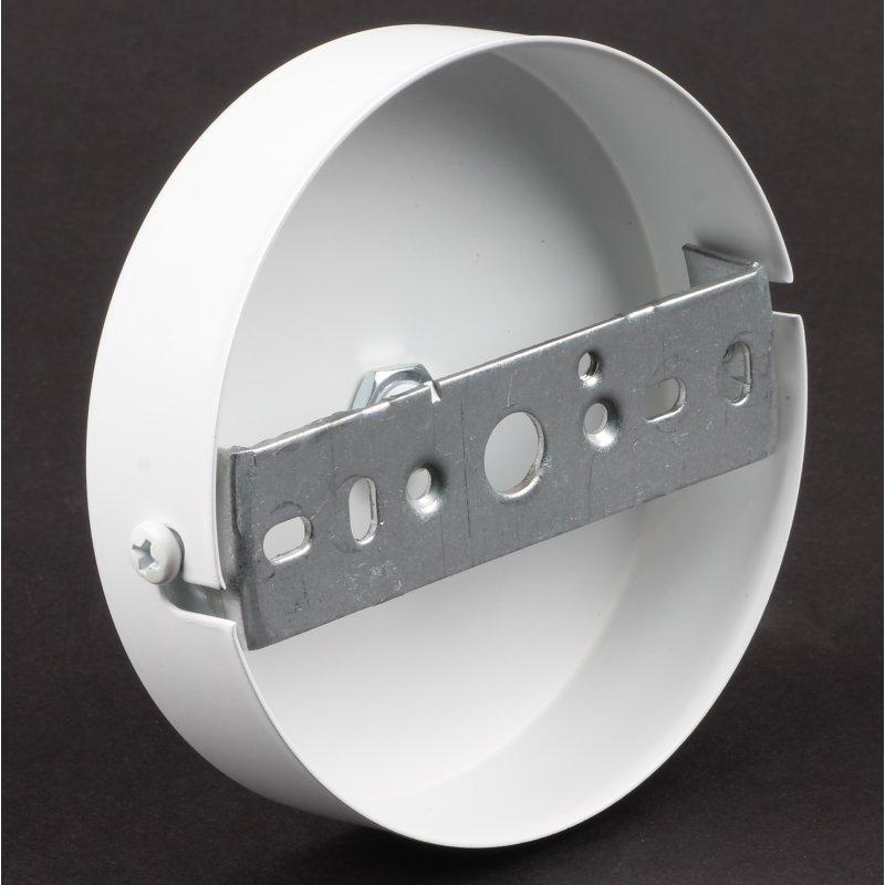 lampen metall baldachin 110x28mm wei 24 95. Black Bedroom Furniture Sets. Home Design Ideas