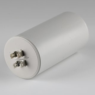 55uF 450V Anlaufkondensator Motorkondensator mit 6,3 mm Flachstecker