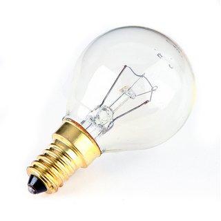 E14 Backofenlampe Glühlampe 40W-230V 300 Grad Länge 77 mm