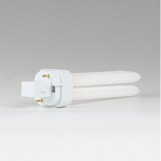 Osram Dulux-D Energiesparlampe 10W/830 Sockel G24d-1 Länge 110mm warmweiß