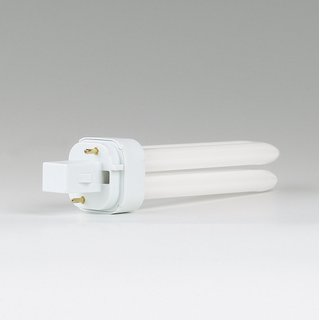 Osram Dulux-D Energiesparlampe 13W/830 Sockel G24d-1 Länge 138mm warmweiß