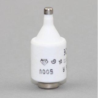 10 x Diazed Sicherungs Schmelzeinsatz DII 6A 500V