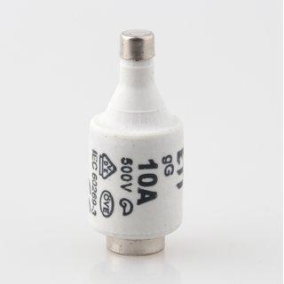 10 x Diazed Sicherungs Schmelzeinsatz DII 10A 500V