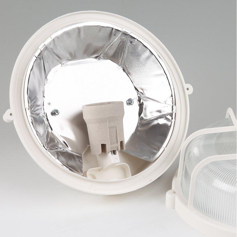 100W Kellerleuchte Lampe Kellerlampe Rundleuchte 1 x E27
