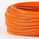 100 Meter PVC Aderleitung 1x0,75 mm² H05V-K orange...