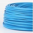 100 Meter PVC Aderleitung 1x1,5 mm² H07V-K blau...