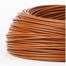 100 Meter PVC Aderleitung 1x1,5 mm² H07V-K braun...