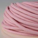 Textilkabel Stoffkabel rosa 3-adrig 3x0,75...