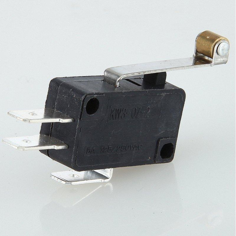 Mikroschalter mit langem Rollenhebel Wechselschalter max.5A 250V