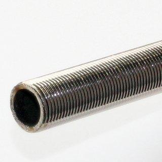 Lampen Gewinderohr Länge 40 mm verzinkt R 3/8 Zoll x40