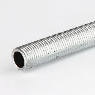 Lampen Gewinderohr M16x1 verzinkt Länge 20 mm