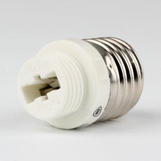 Lampensockel Adapter GU10 E27 B22 E14 Leuchtmitteladapter Adaptersockel Fassung