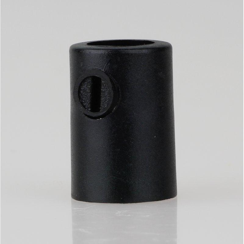 2x Rundmutter Ringmutter M10x1 Messing verchromt poliert für Dreh-Kippgelenke