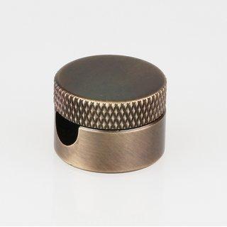 Distanz Aufhanger Affenschaukel Metall Antik Fume 12 95