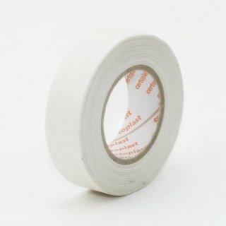 Elektro Gewebe-Isolierband weiß Länge 10m Breite 19mm