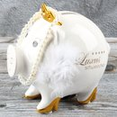 """Spardose Luxus Sparschwein """"Luxury Pig""""..."""