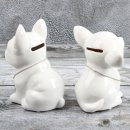 "Spardose Hunde ""Mini Dog Paar""..."