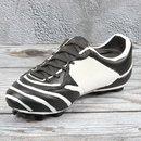 Spardose Fußballschuh Länge 19cm weiss schwarz...