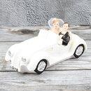 "Spardose Hochzeitspaar Auto ""Wedding Car""..."