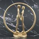 """Deko Design Skulptur """"Forever"""" aus Eisen..."""