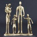 """Deko Design Skulptur Figur """"Familie"""" 19cm..."""